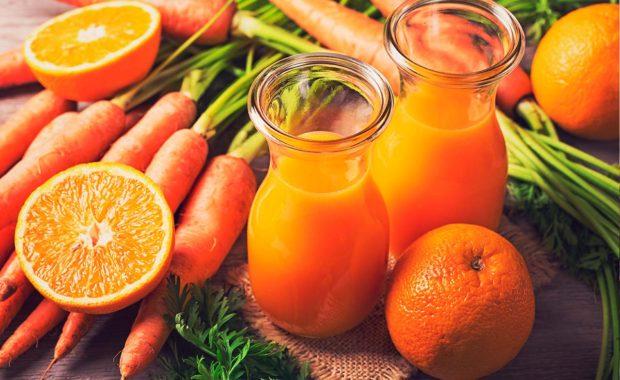 jus carotte et orange bio