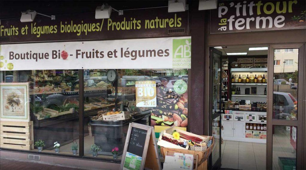 magasin bio à Saint Quentin-en-Yvelines