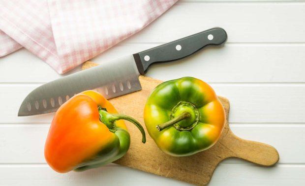 recette omelette aux poivrons