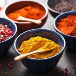 recette de soupe de poivrons au curry