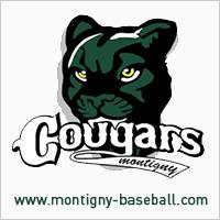 logo Club baseball Cougars de Montigny-le-bretonneux
