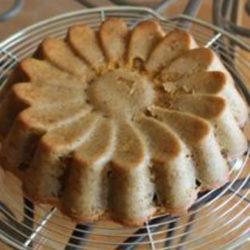 Gâteau bio au potimarron
