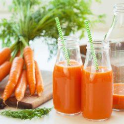 jus de carottes bio - Kuvings