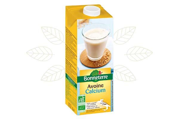 Boisson végétale Bonneterre